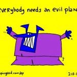 evil plans 1101aj