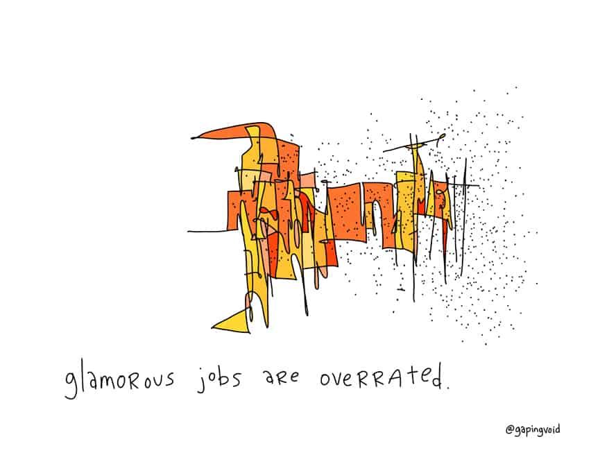 glamorous-jobs