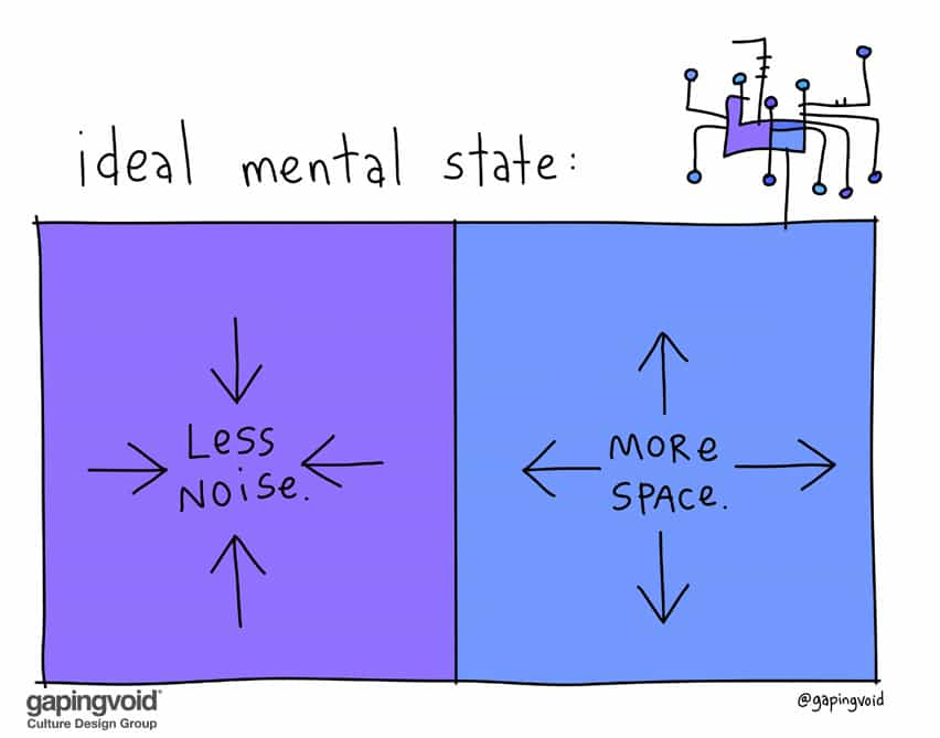 ideal mental state